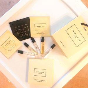 Jo Malone discovery set! W/ mini gift bag!